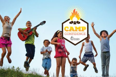 VBS Camp Confidence, Saturday July 23